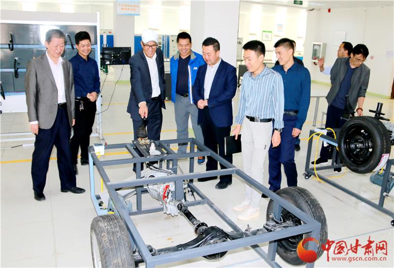甘肃省教育厅核查组对兰州科技职业学院毕业生就业统计工作进行专项核查