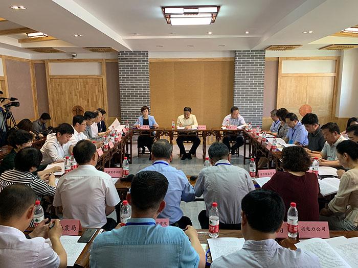 2019年甘肃普通高考考前工作巡视会议召开 张世珍出席并讲话