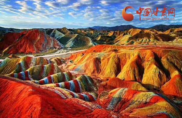 张掖:全力冲刺世界地质公园