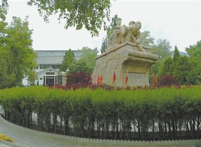 临夏州莲城村:红色基因绽放新活力
