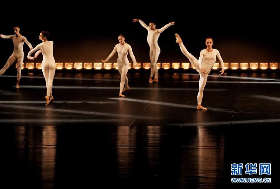 (文化)(5)葡萄牙国家芭蕾舞团《十五名舞者与不断变化的节奏》在京上演