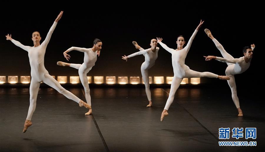 (文化)(4)葡萄牙国家芭蕾舞团《十五名舞者与不断变化的节奏》在京上演