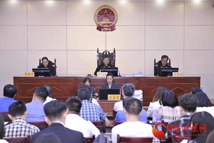"""最高人民法院第六巡回法庭""""庭审进校园""""活动走进西北师大"""