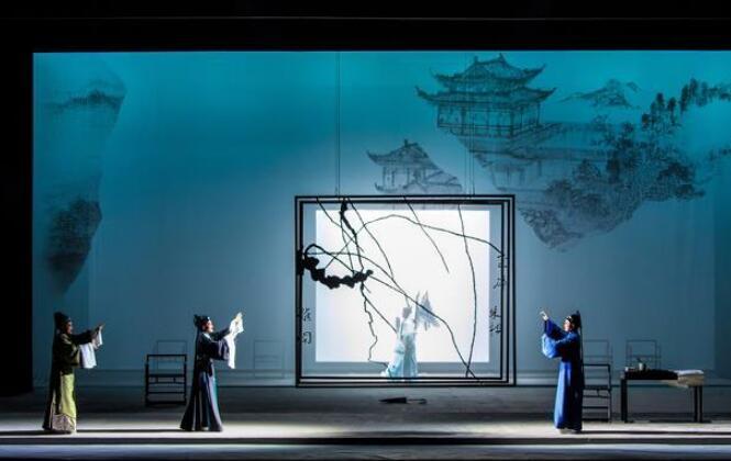 """中国舞美设计家获布拉格演出设计与空间四年展""""最佳灯光设计奖"""""""