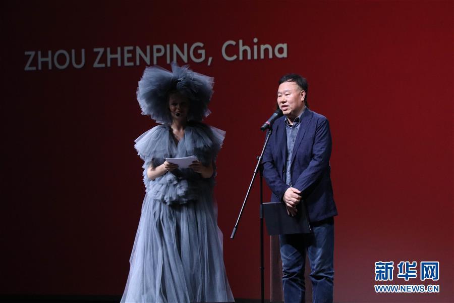 """(国际)(1)中国舞美设计家获布拉格演出设计与空间四年展""""最佳灯光设计奖"""""""
