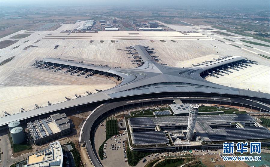 (社会)(5)青岛胶东国际机场建设全面冲刺