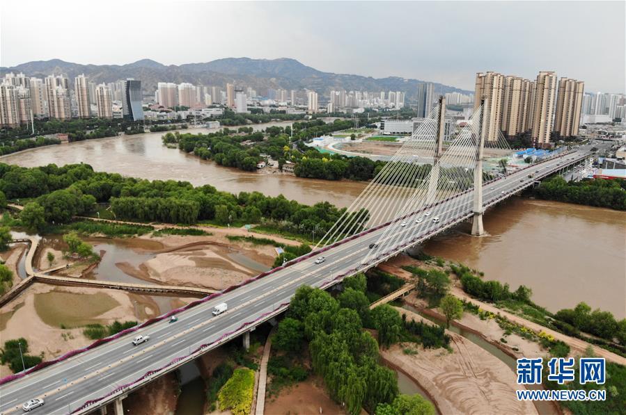 """(美丽中国)(7)兰州:110岁的中山桥和""""他的伙伴们"""""""