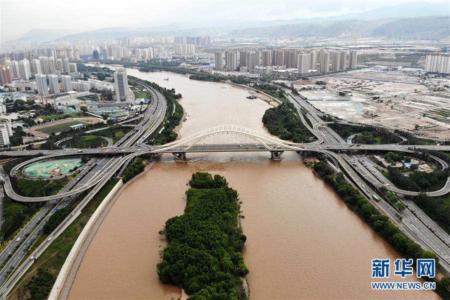 """(美丽中国)(8)兰州:110岁的中山桥和""""他的伙伴们"""""""