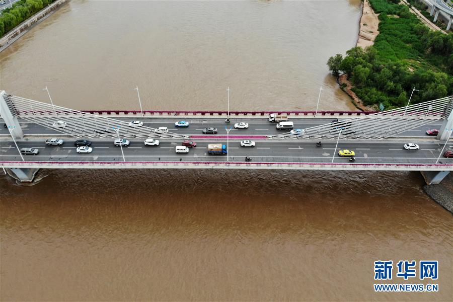 """(美丽中国)(9)兰州:110岁的中山桥和""""他的伙伴们"""""""