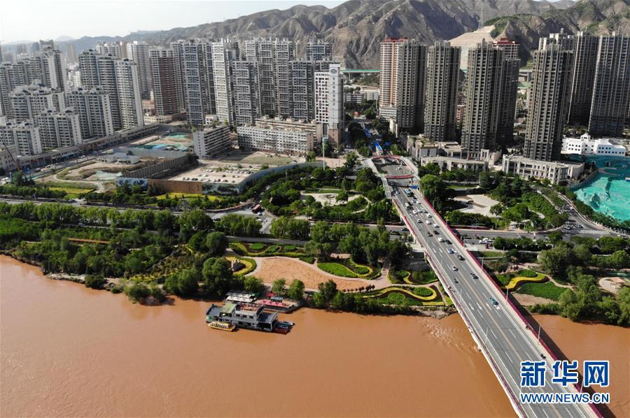 """(美丽中国)(3)兰州:110岁的中山桥和""""他的伙伴们"""""""