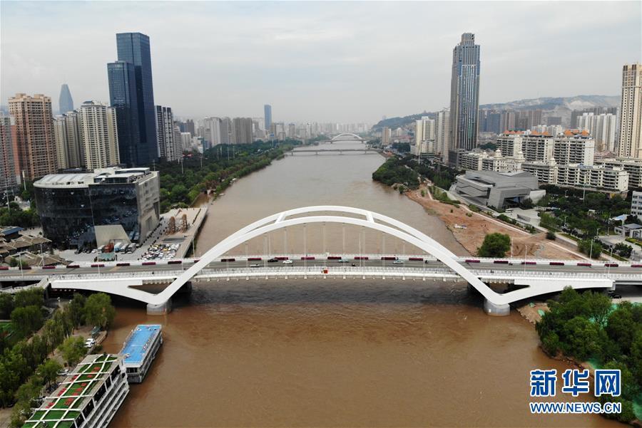 """(美丽中国)(6)兰州:110岁的中山桥和""""他的伙伴们"""""""