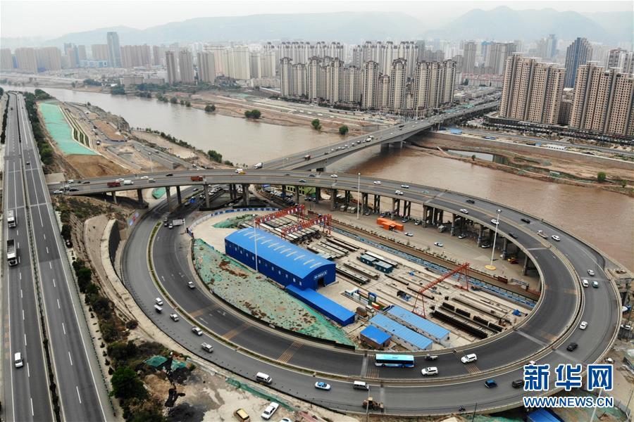 """(美丽中国)(5)兰州:110岁的中山桥和""""他的伙伴们"""""""