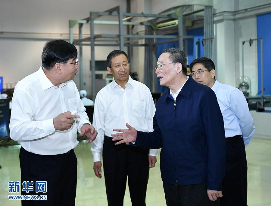 王岐山在黑龙江调研:扎实推进沿边开发开放