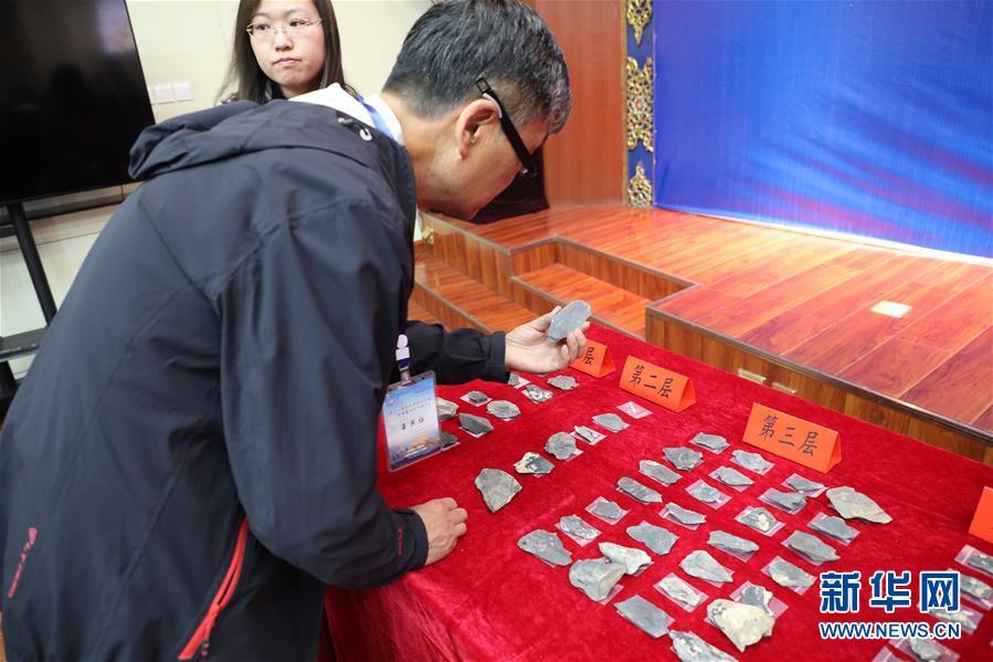 (图文互动)(4)考古证实:甘肃白石崖溶洞是青藏高原目前已知最早考古遗址