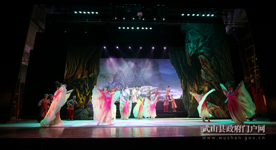 大型秦腔古装剧《洞天仙歌》将于6月18日晚8:00在天水秦州大剧院首演