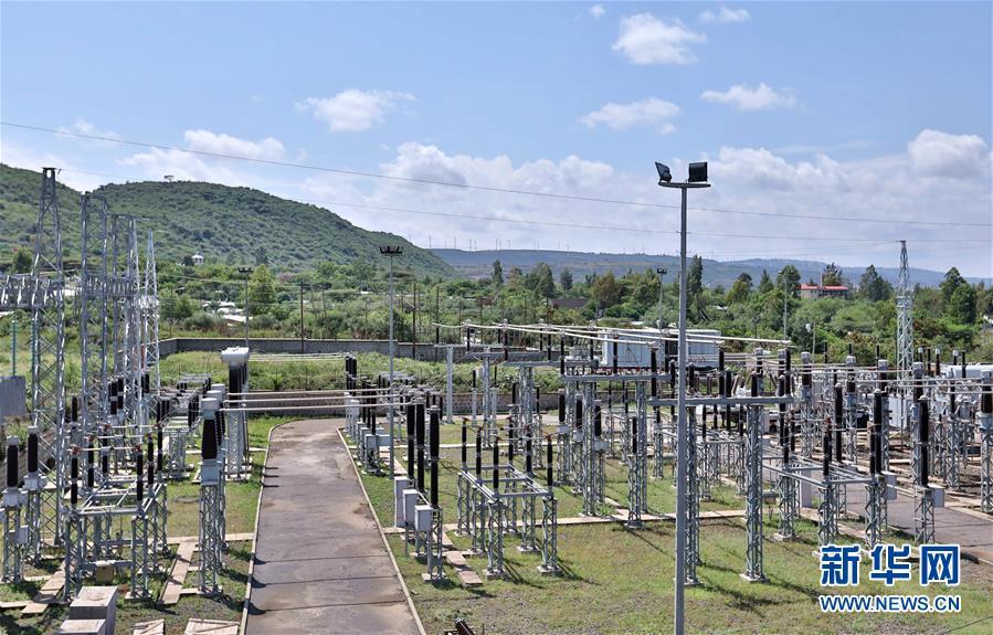 (国际)(2)中国企业助力埃塞俄比亚电网升级改造