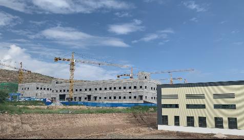 兰州高新技术产业开发区全力推进兰洽会签约项目(视频)