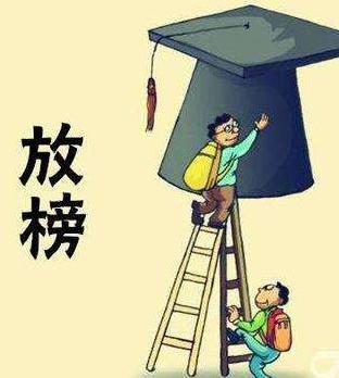 甘肃省高考录取最低控制分数线公布