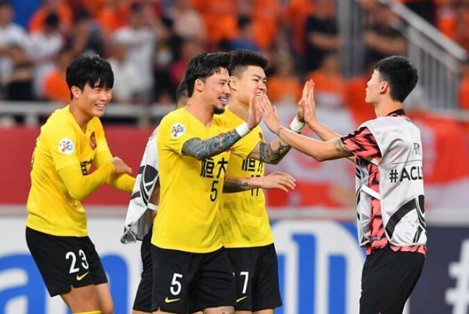 亚冠:广州恒大晋级八强