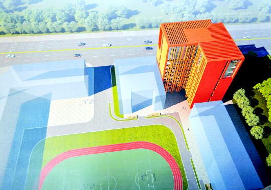 """""""有学上""""到""""上好学""""——武山县第一高级中学分校项目建设综述"""