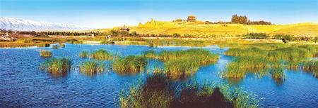 半城草木半城湖 ——嘉峪关市城市水生态文明建设纪实