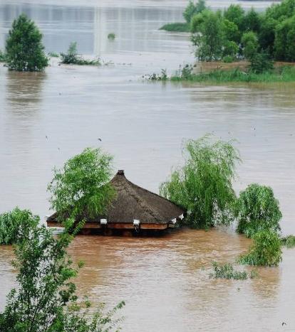 兰州沿河公园已全部关闭