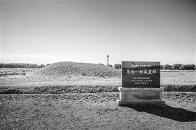 【西部地理】嘉峪关魏晋壁画墓: 回溯河西桑麻翳野的诗意图景
