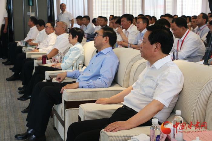 第25届兰洽会张掖市共签约项目90项 投资总额达254亿元(图)