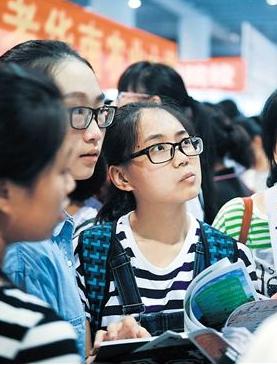甘肃省今年高考招生录取今日开启