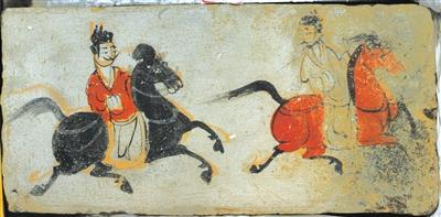 千年前的河西人怎样生活?扫码看动画
