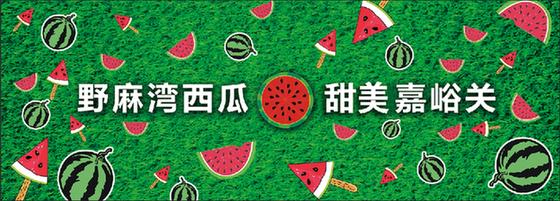 嘉峪关2019新城镇野麻湾西瓜文化旅游节将于7月20日开幕