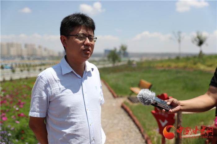 网络名人走进甘肃|盘和林经济观察:产城融合才会缔造幸福新城