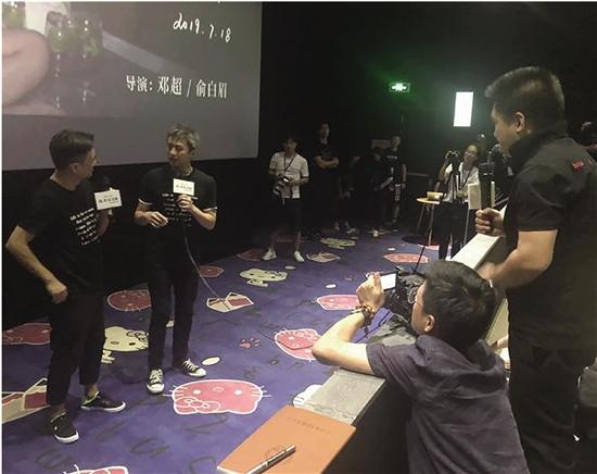 兰溪取景拍摄的电影《银河补习班》7月18日上映
