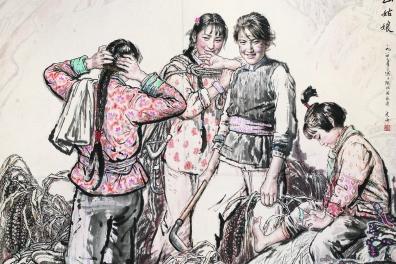 刘文西:画迹和履痕叠印在新中国美术史上