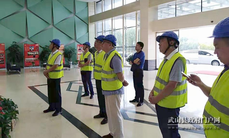 马勤学赴中国高速传动设备集团有限公司洽谈对接合作项目