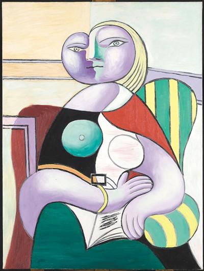 聚焦毕加索艺术生涯前三十年 最大规模毕加索原作来京展出
