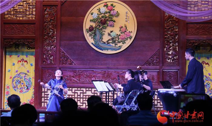第14届全国高校京剧演唱会在兰闭幕 青春梨园不说再见