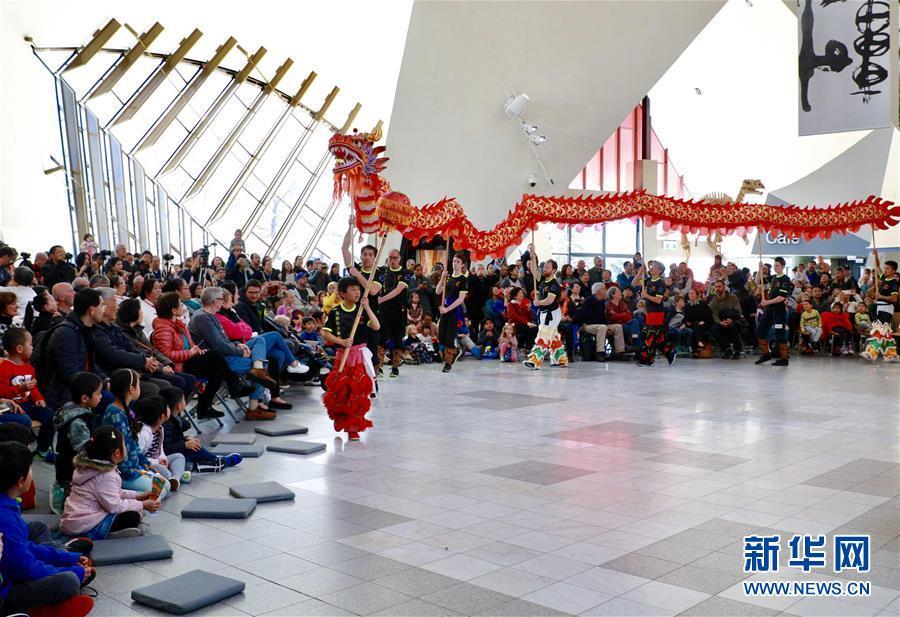 """(国际·图文互动)(3)澳大利亚国家博物馆举办""""中国文化日""""活动"""