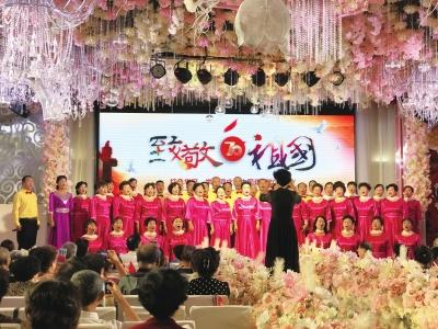 第二届孝心文化节在兰举办