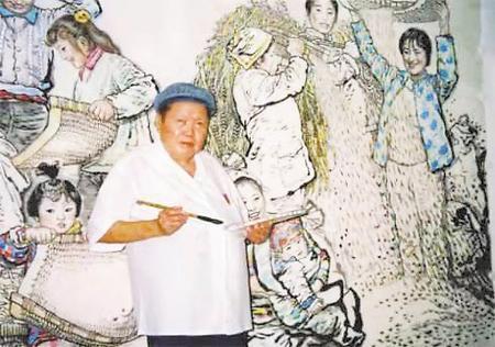 刘文西的艺术精神 ——中国美术家协会副主席杨晓阳忆老师刘文西
