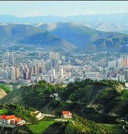 【发布】甘肃省14个城市6月份环境空气质量排名