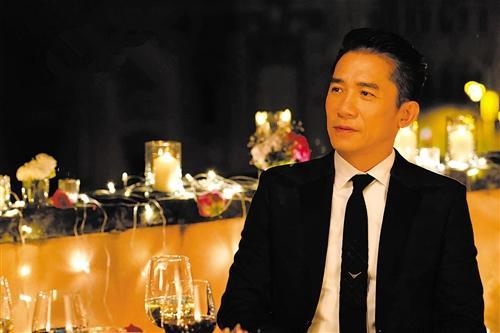 梁朝伟加盟漫威首部华人英雄电影