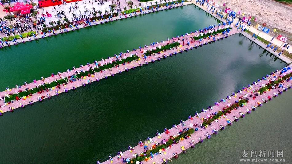 """2019年""""全能王""""全国钓鱼锦标赛甘肃天水麦积选拔赛将于7月27日开赛"""