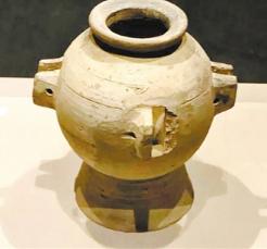 """这个文物是啥""""宝贝""""? 玉门市博物馆期待文物专家解密"""