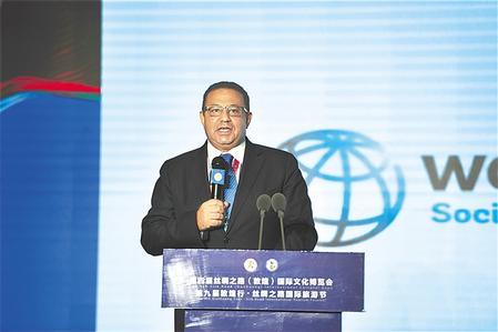 用文旅产业创造就业机会——访世界银行全球文化遗产和可持续旅游协调主任艾哈迈德·艾威达