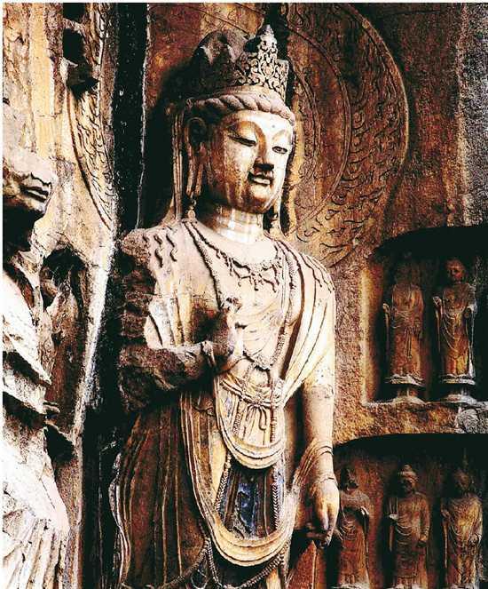 刚柔并济 盛唐气象——龙门石窟奉先寺群雕欣赏