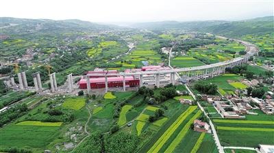 临夏双城至达里加(甘青界)公路工程预算投资47.73亿元