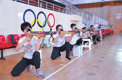 战鼓擂响 剑拔弩张 ——临夏州射弩队积极备战第十一届全国少数民族传统体育运动会