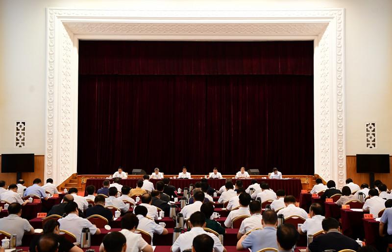 林铎:巩固机构改革成果推进全面深化改革