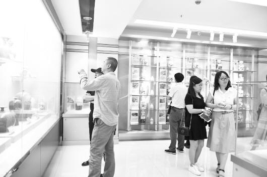 白银平川区陶瓷产业发展蒸蒸日上(图)